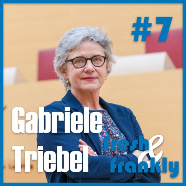 #7 Gabriele Triebel: Bildung & Erinnerungskultur während Corona